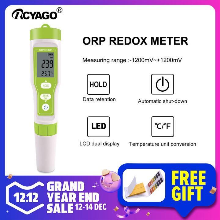 Bút thử ORP kỹ thuật số LCD đo Oxy Hóa chất lượng cao