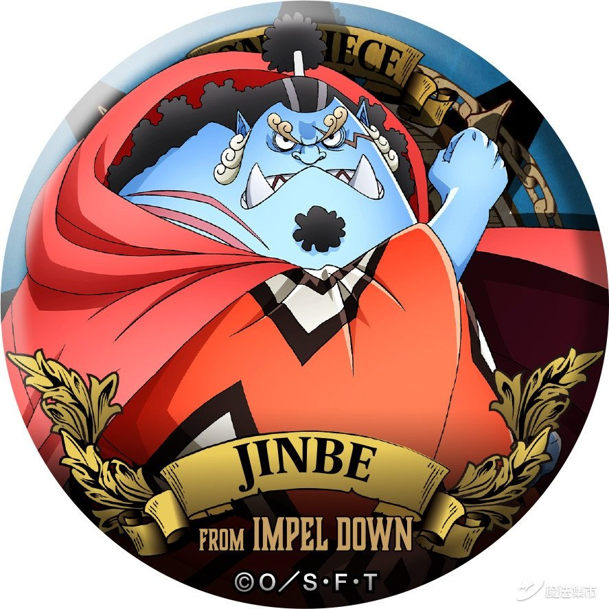 Combo huy hiệu ONE PIECE - ĐẢO HẢI  TẶC anime