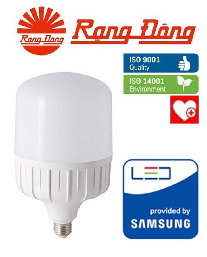 Combo đèn led 20W Rạng Đông, Model LED TR80N1/20w