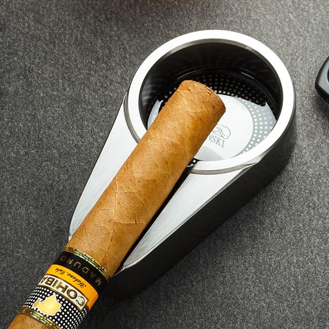 Gạt tàn xì gà Lubinski 1 điếu