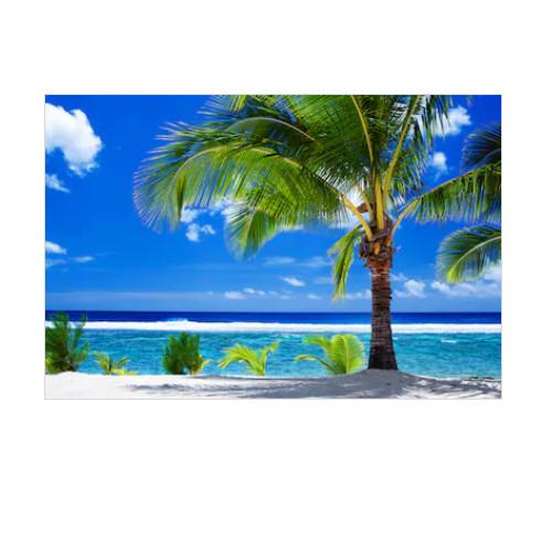 Tranh dán tường cửa sổ 3D   Tranh trang trí 3D   Tranh phong cảnh đẹp   T3DMN 315
