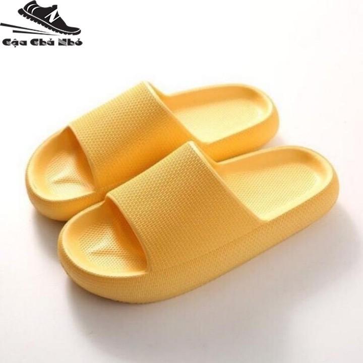 (Hót Trend) Dép Nữ Bánh Mỳ Thời Trang Tăng Chiều Cao 5cm