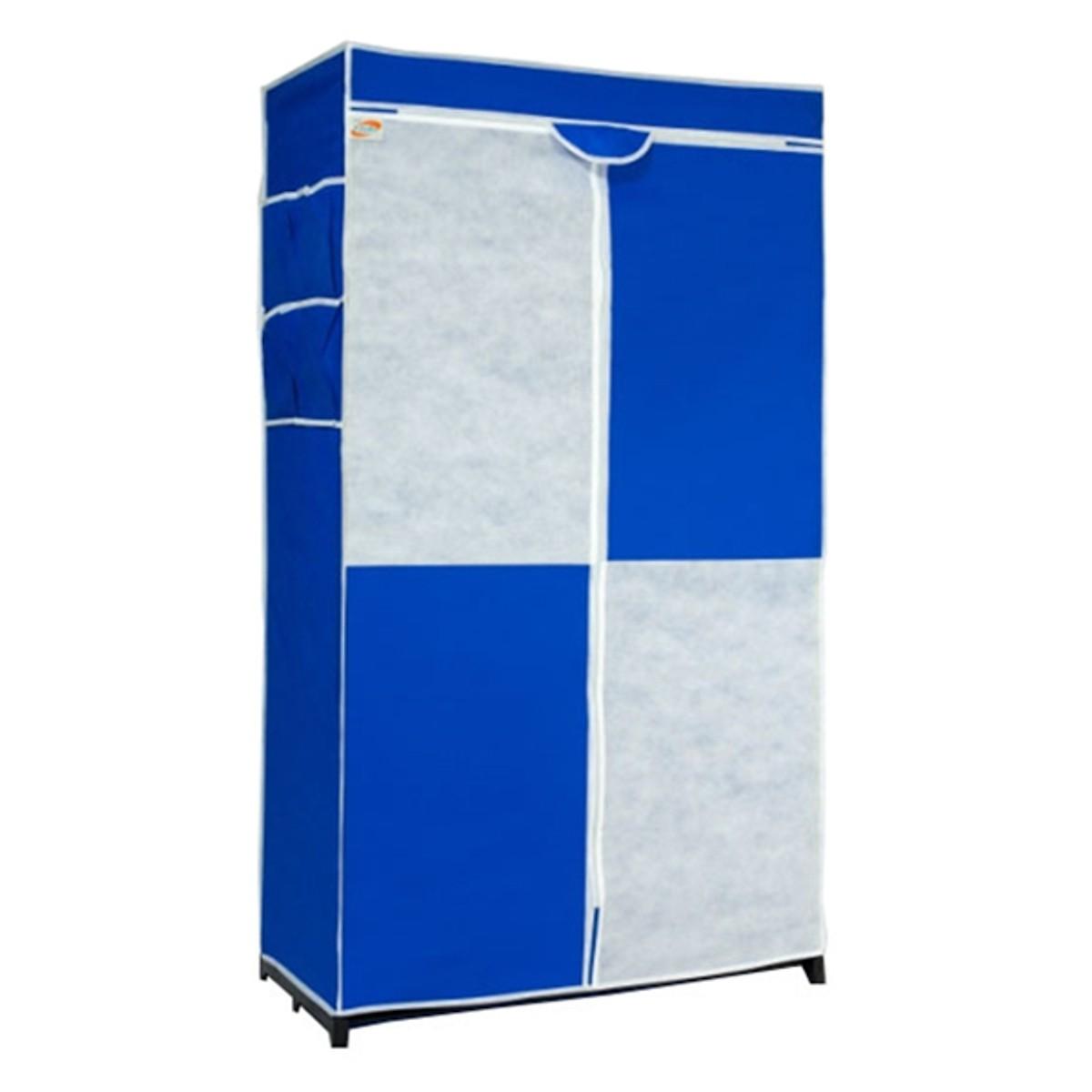Bao áo tủ vải Thanh Long TVAI02 Sản phẩm Không bao gồm Khung sắt - Giao mầu ngẫu nhiên