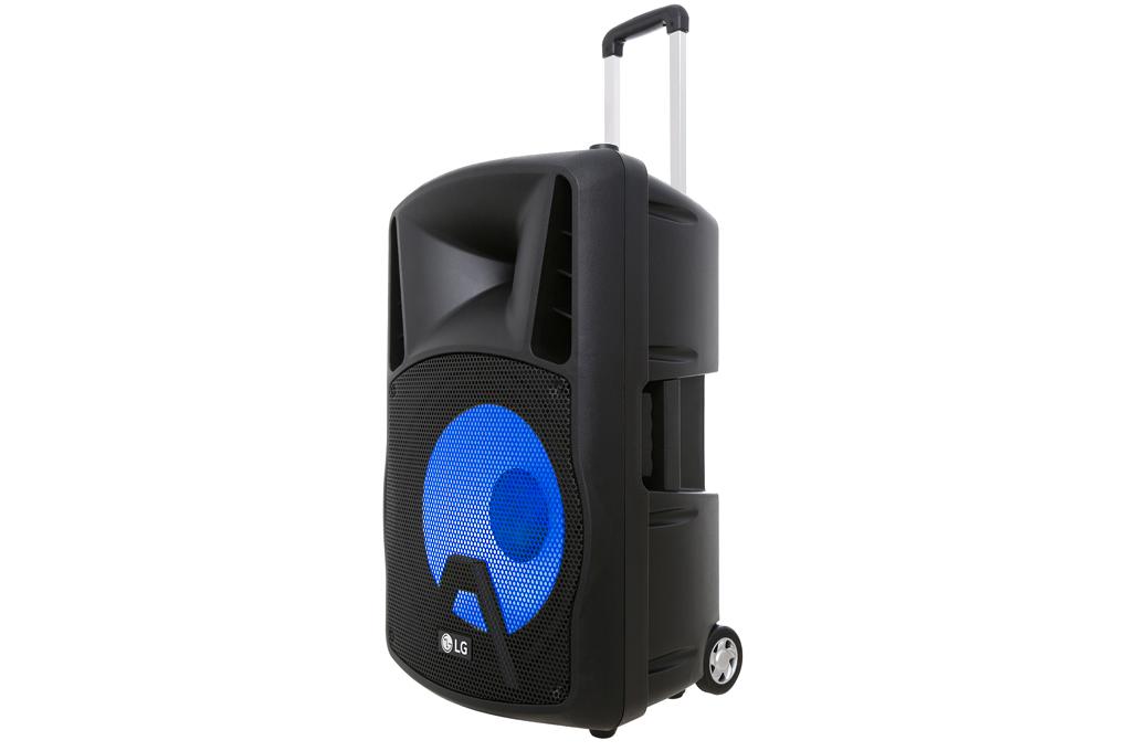 Loa kéo karaoke LG RK4 80W - Hàng Chính Hãng