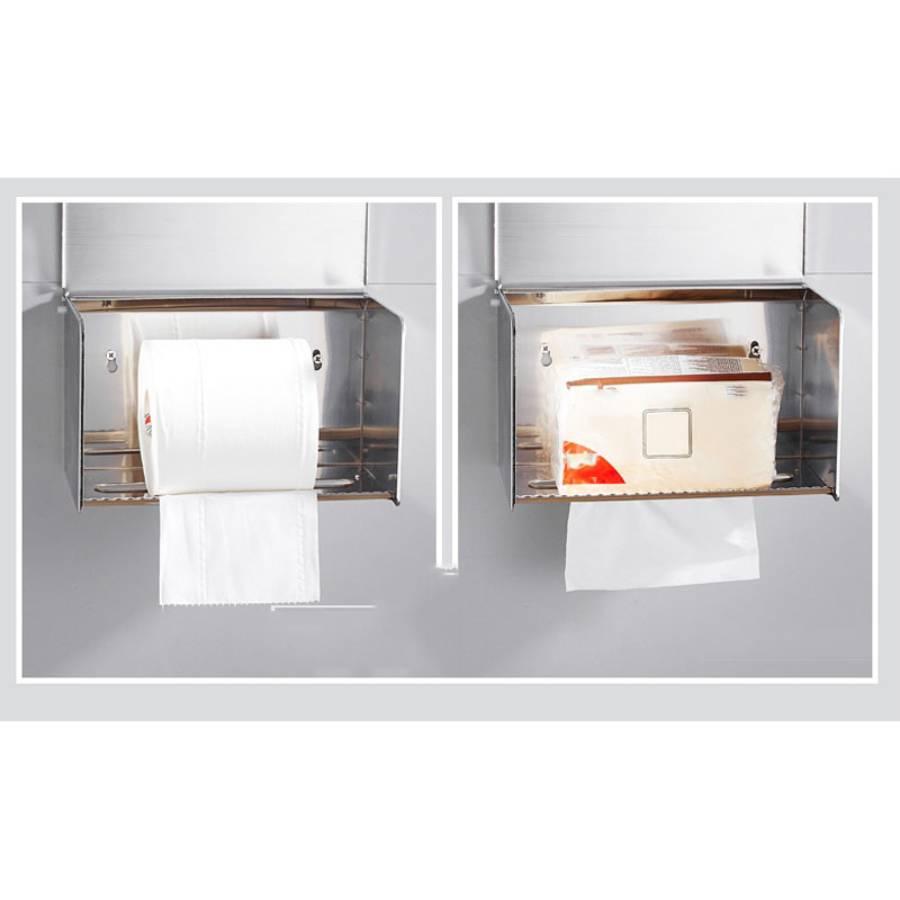 hộp giấy, hộp giấy vệ sinh, hộp giấy ăn inox 304