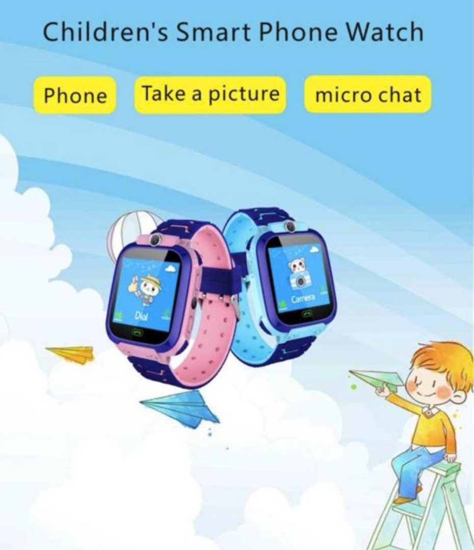 Đồng hồ cho bé có định vị hỗ trợ tiếng việt