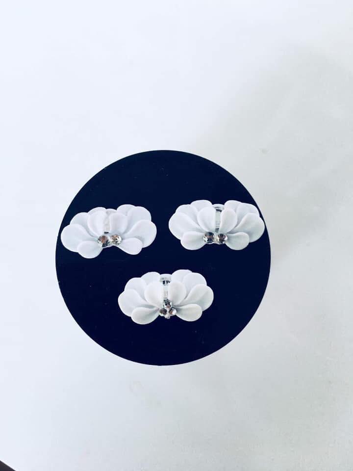 Hoa Nổi 18 vẽ kiểu trang trí móng