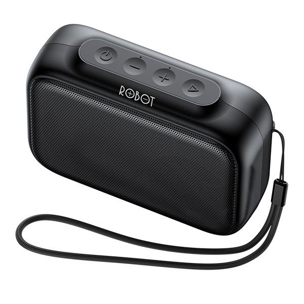 [[ Loa Không Dây Bluetooth 5.0 - Nghe 8h - Phạm Vi 10m ]] - Cho iOS/Apple (iPhone/iPad), Android (Samsung, Sony, Xiaomi, Huawei, Oppo) Màu Đen - RB100 -  Hàng Chính Hãng