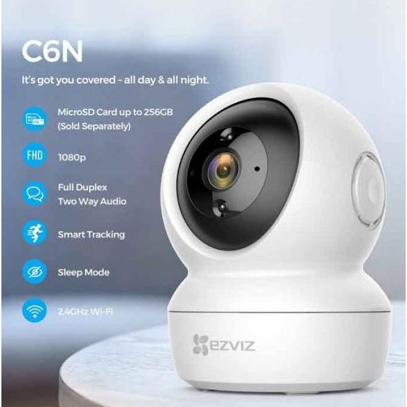 Camera Ezviz CS-C6N 2.0MP - Hàng Chính Hãng