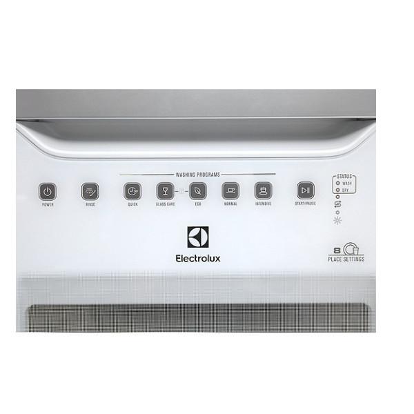 Máy rửa chén Electrolux ESF6010BW 1480W(HÀNG CHÍNH HÃNG) + Tặng kèm Bình Đun Siêu Tốc