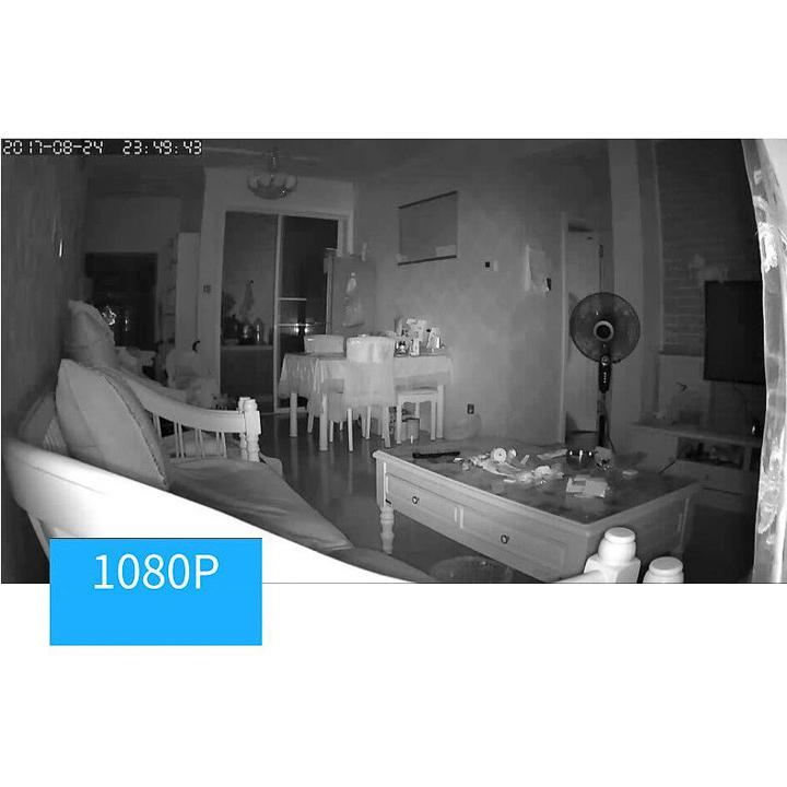 Wireless Camera Pascmio 3 Râu Phiên Bản Mới Wifi Camera Không Dây Di Động Chất Lượng HD Quan Sát Xoay 360 Độ