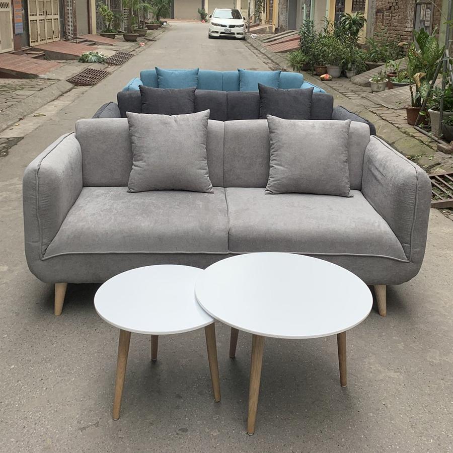 Ghế sofa màu ghi