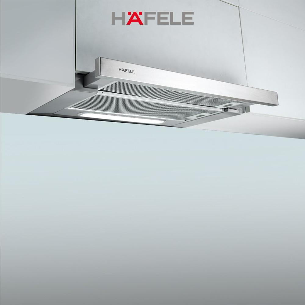Máy Hút Mùi Âm Tủ Hafele HH-TI90D HH-TI90D (90cm) - 539.81.085 Xuất Xứ Châu Âu Kèm Than Hoạt Tính (Hàng chính hãng)