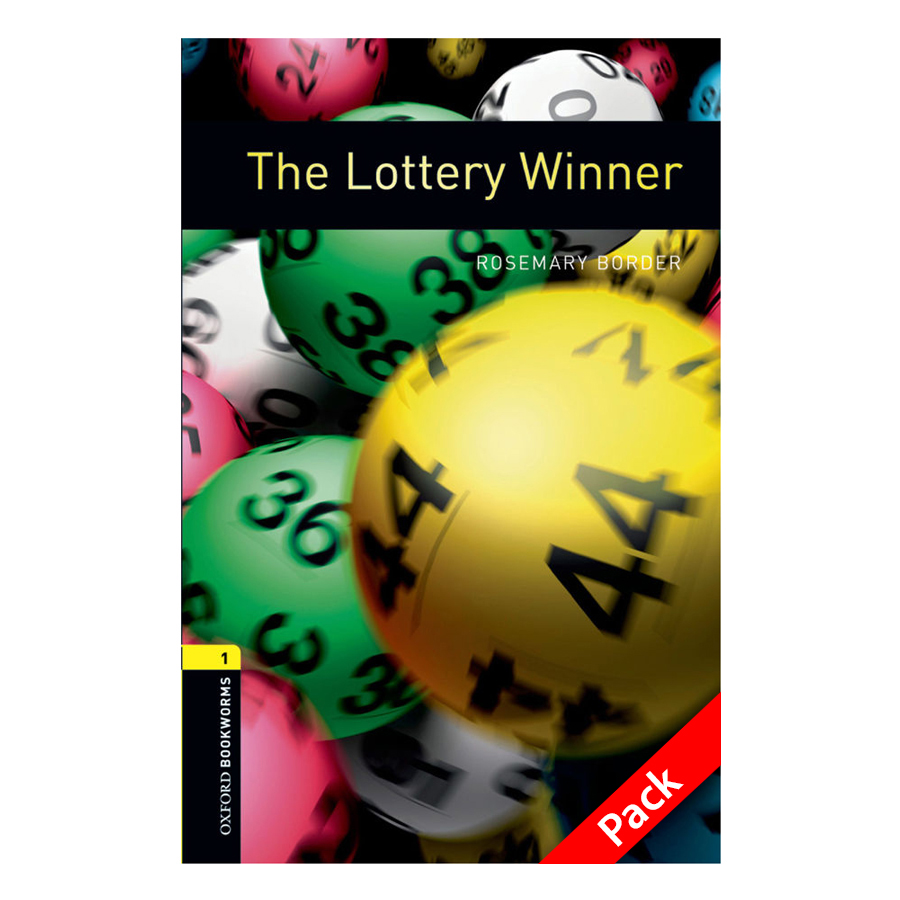 Oxford Bookworms Library (3 Ed.) 1: The Lottery Winner Audio CD Pack