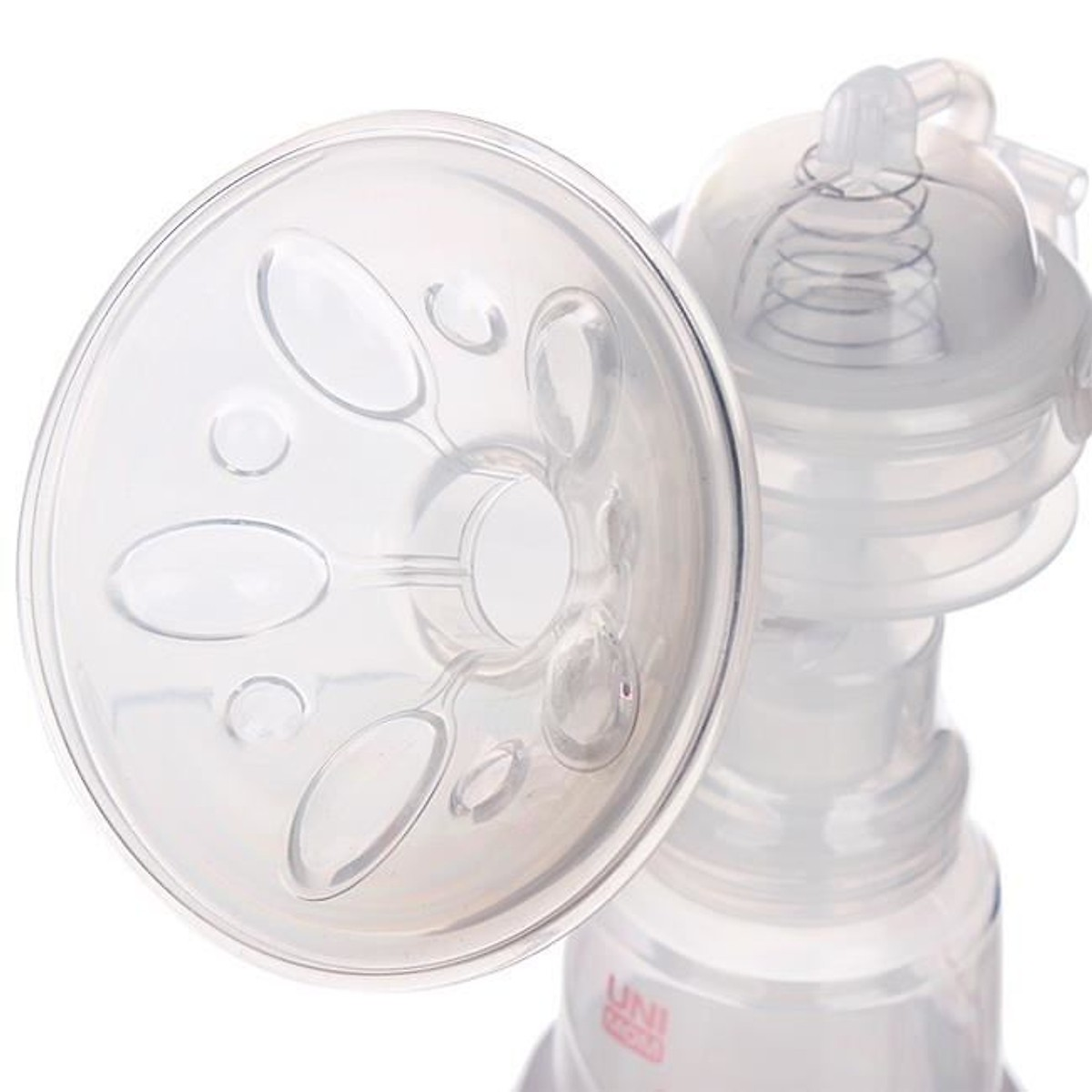 Máy Hút Sữa Điện Đơn Allegro Unimom Có Matxa Silicol UM880106