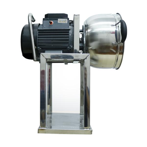 Máy Xay Giò Chả Mini 1Kg/mẻ motor 900w , chân inox vuông