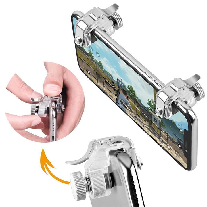 Nút bấm game trên mobile, smartphone chuyên Pubg, Ros, Free Fire, Knight Out phiên bản cao cấp.