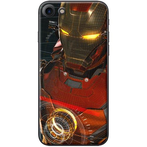 Ốp Lưng Hình Ironman Giả Tưởng Dành Cho iPhone 7  8