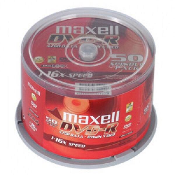 Đĩa DVD Maxell( lốc 50 chiếc) Hàng nhập khẩu