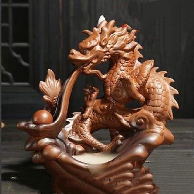Thác xông trầm - Kim Long Phun Châu