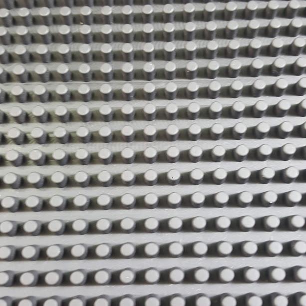 Thảm cao su quầy bar, pha chế kích thước 30cm x 45cm