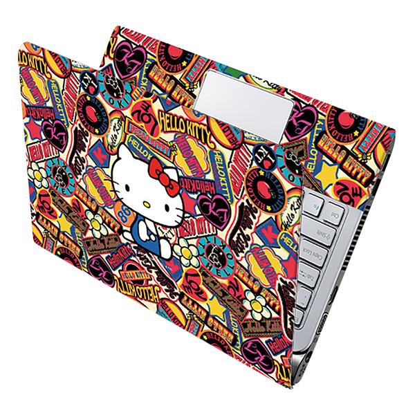 Mẫu Dán Decal Laptop Hoạt Hình Cực Đẹp LTHH-41