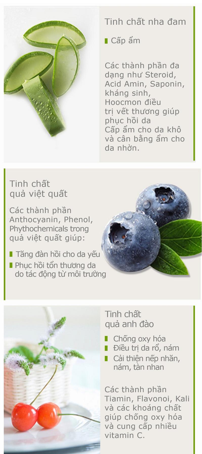 Kem dưỡng ẩm Natinda Collagen Moistfull Cream 200ml