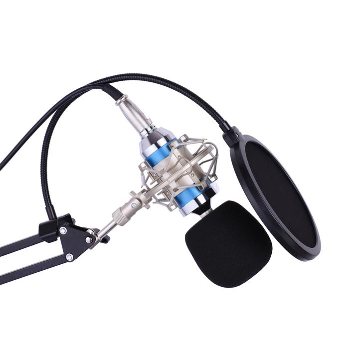 Màng lọc âm micro livestream, thu âm