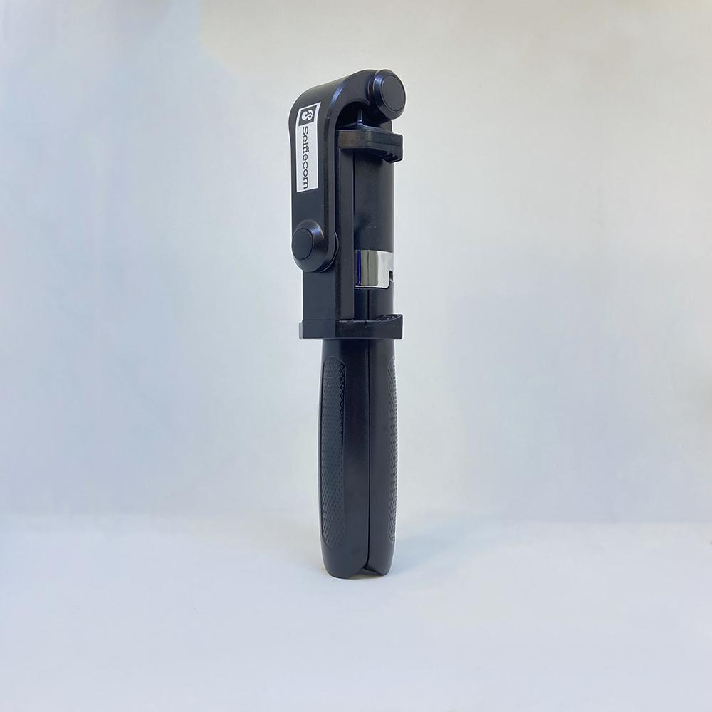 Gậy chụp ảnh tự sướng Selfiecom L01 - Tích hợp 3 chân tripod và remote bluetooth chụp từ xa - Hàng chính hãng