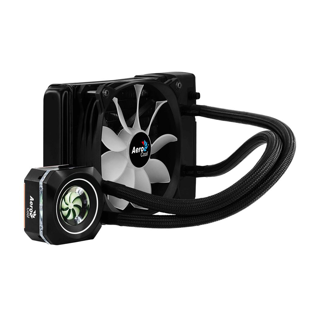Tản nhiệt nước CPU Aerocool Pulse-L120F - Hàng chính hãng