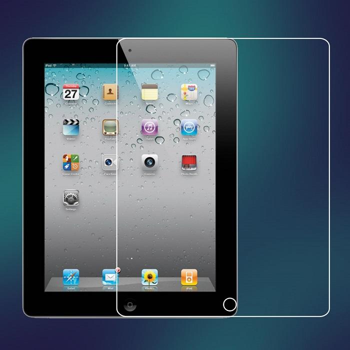 Tấm dán kính cường lực dành cho iPad 2, iPad 3, iPad 4 chống xước, chống vỡ