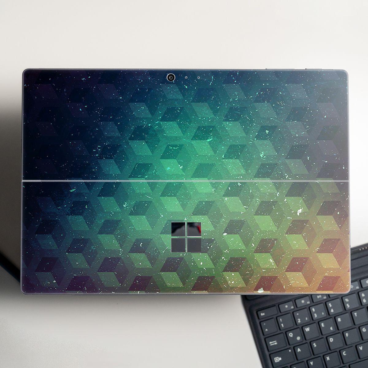 Skin dán hình không gian x24 cho Surface Go, Pro 2, Pro 3, Pro 4, Pro 5, Pro 6, Pro 7, Pro X