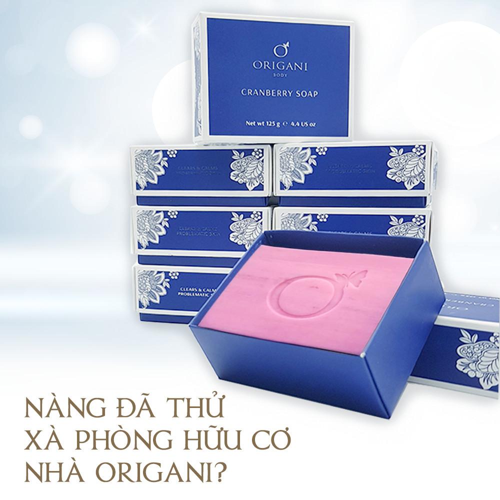 Combo Kem Dưỡng Da Tay Origani + Xà Phòng Organic Nam Việt Quốc Cung Cấp Dưỡng Chất, Cấp Ẩm Và  Chữa Lành Vết Thương