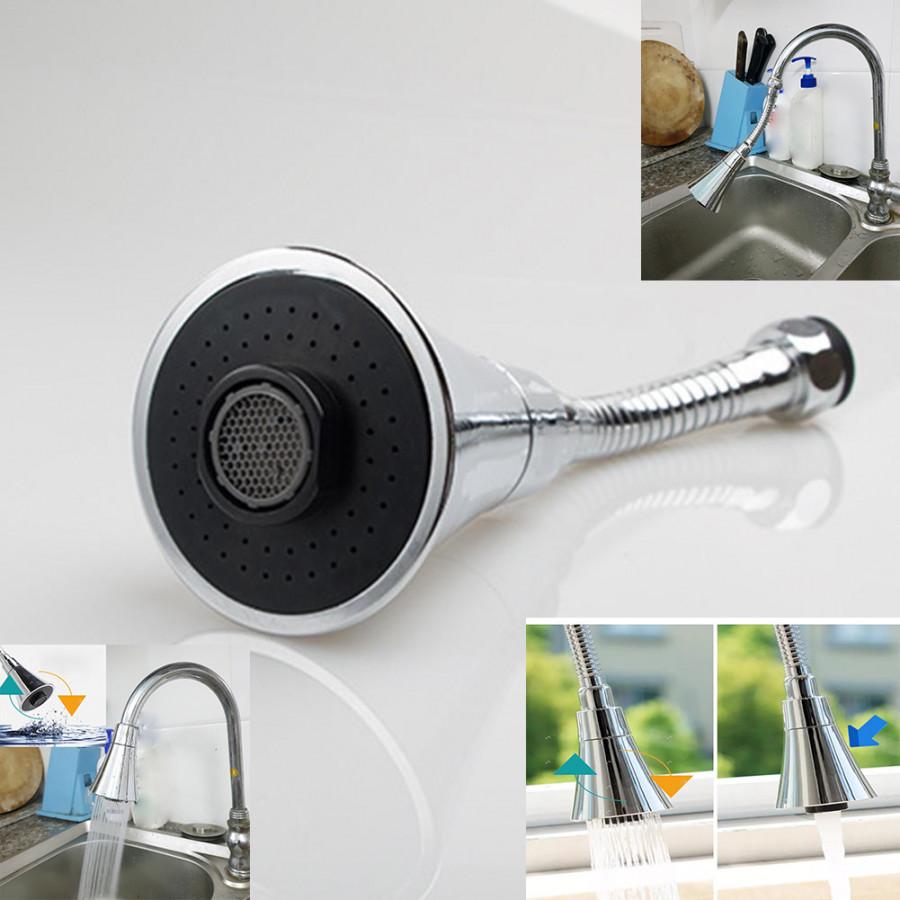 Đầu Vòi rửa chén Tăng Áp Xoay đổi kiểu_ bông tăng áp rửa chén BTA5_Đầu vòi rửa bát tăng áp lực nước 2 chế độ phun_đầu tăng áp rửa chén bát nhựa ABS si inox cao cấp_ đầu vòi rửa chén tăng áp_ vòi rửa chén đa năng