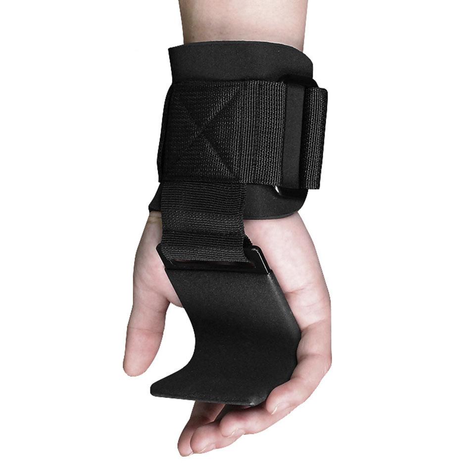 Quấn Cổ Tay Có Móc Thép Nâng Tạ Sport Pressure Wrist Support AOLIKES YE-7643