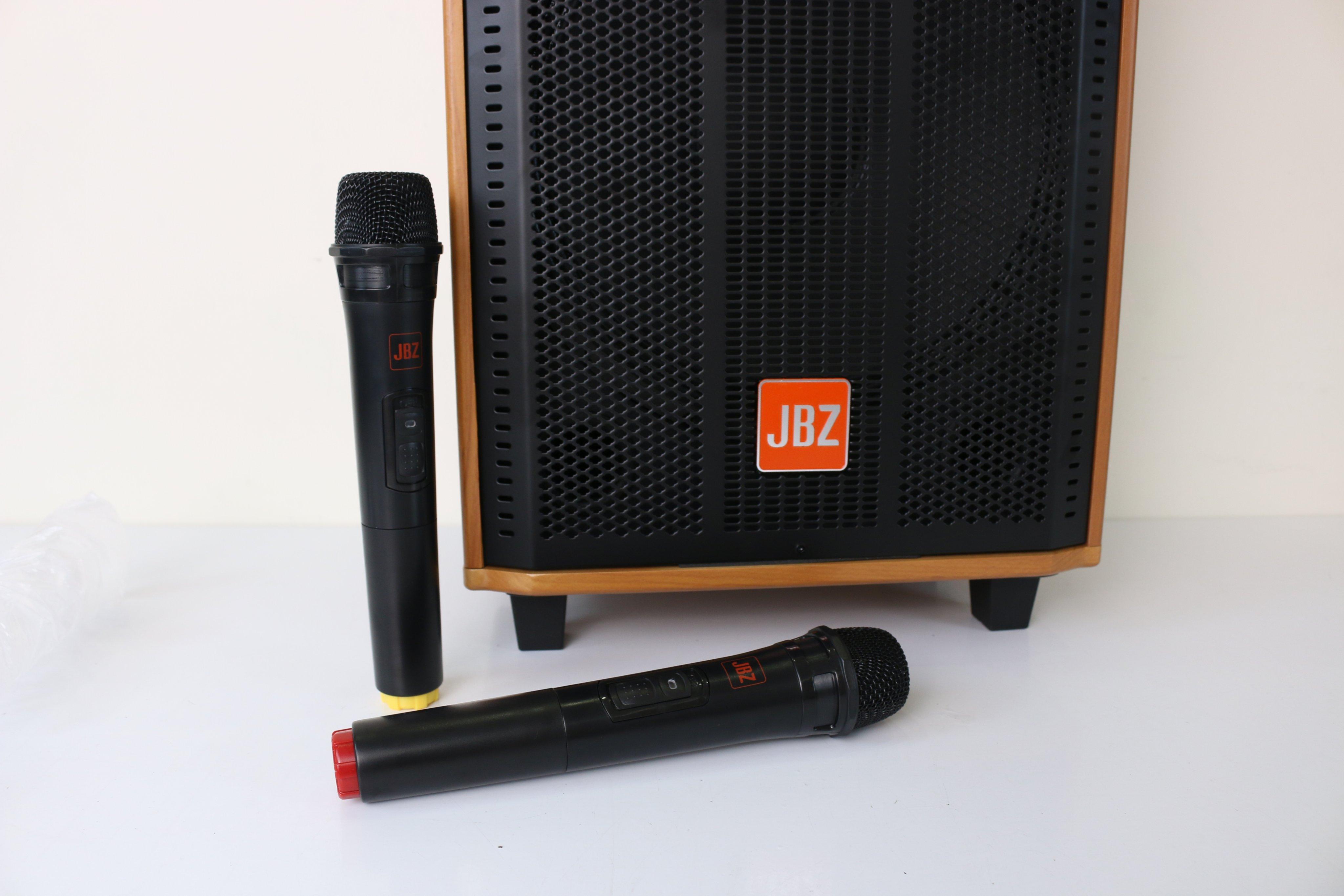 Loa kéo JBZ J8 –Kết nối bluetooth V4.0, Công suất 200W - Hàng chính hãng