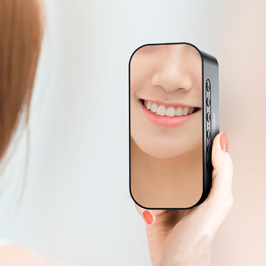 Loa Bluetooth 3in1 ACOME A5 Màn Hình LED - Đồng Hồ Báo Thức, Hỗ Trợ Thẻ Nhớ, Nghe FM - HÀNG CHÍNH HÃNG