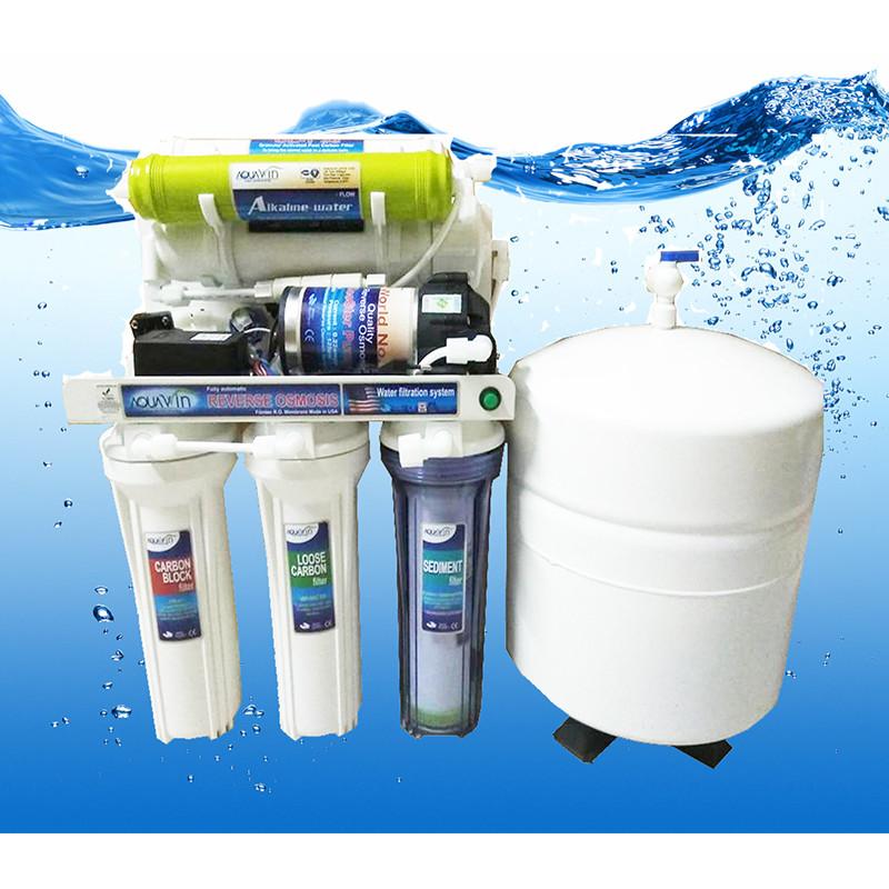 Máy lọc nước AQUAWIN không tủ (Hàng chính hãng)