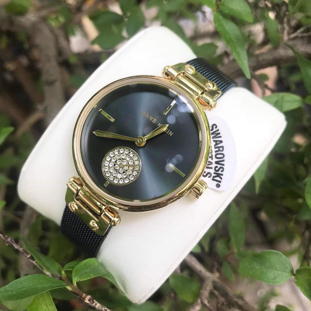 Đồng hồ thời trang nữ ANNE KLEIN 3001GPBL
