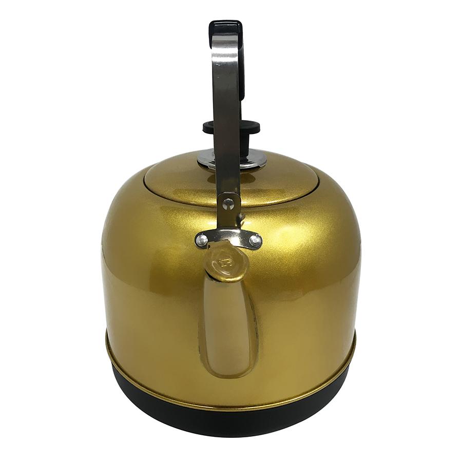 Ấm Đun Siêu Tốc Trường Thọ K'sun BA-2088 Gold (5.0L) - Hàng Chính Hãng