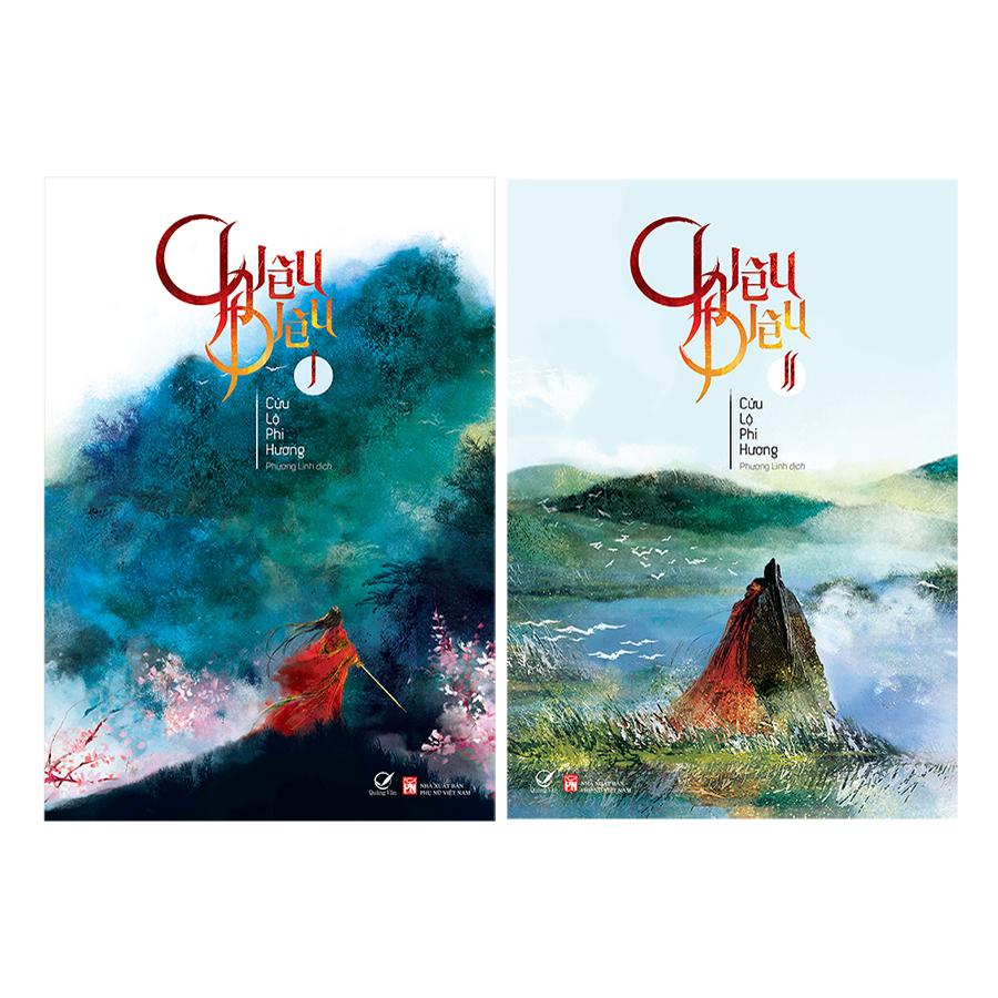 Combo Chiêu Diêu (Tập 1 + 2) (Tặng Kèm 1 Cuốn Sổ Tay + Bookmak + Postcard Kèm Chữ Ký Tác Giả )