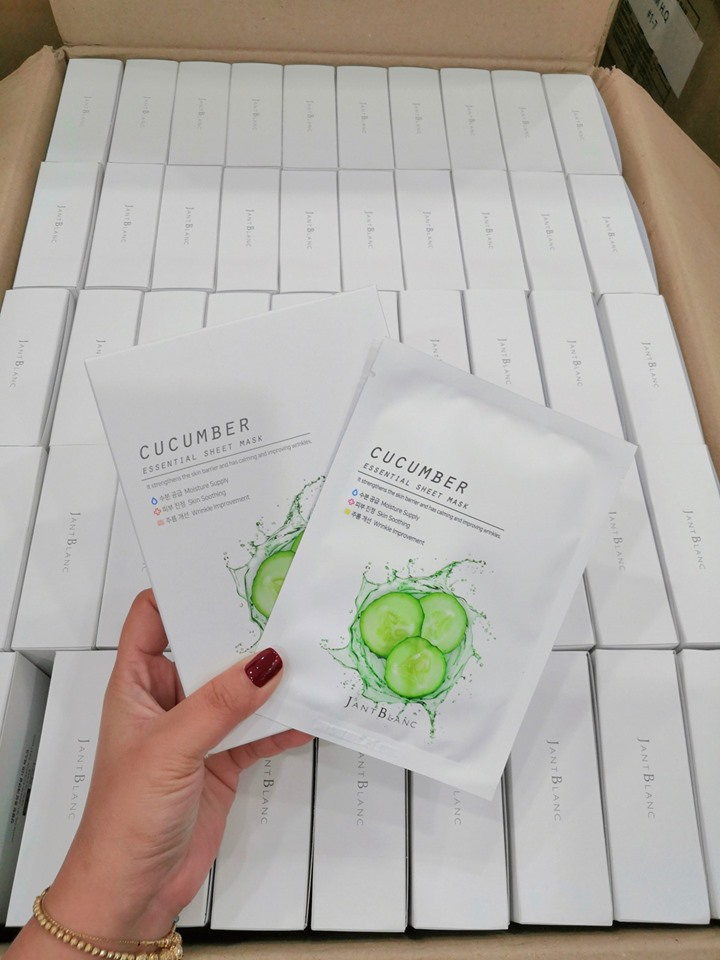 Oliu dưỡng tóc cao cấp Ecosy ( tặng 1 hộp mặt nạ Jant Blanc 10 miếng )