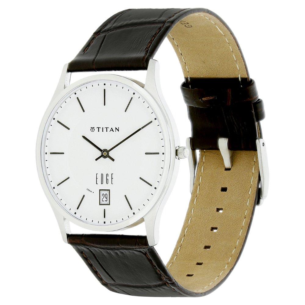 Đồng hồ đeo tay nam hiệu Titan 1683SL01