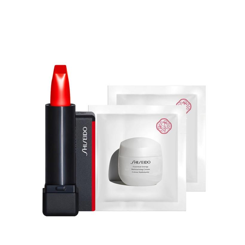 Bộ sản phẩm Kem lót trang điểm Shiseido WASO Poreless Matte Primer 20ml