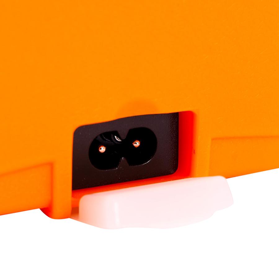 Hộp Cơm Hâm Nóng Chefman CM112I (24 x 14 cm) - Cam