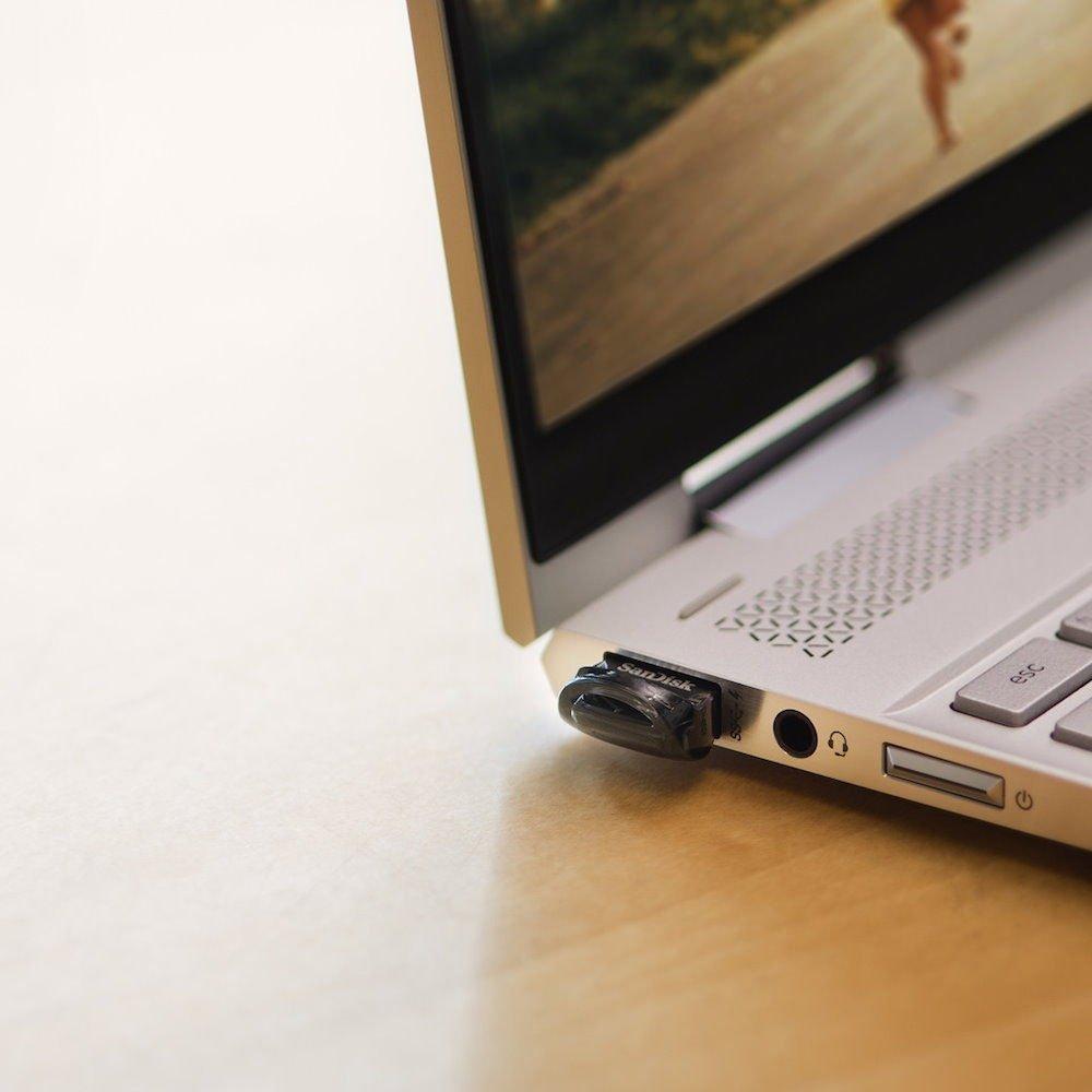 USB 3.1 SanDisk CZ430 Ultra Fit 32GB 130MB/s - Hàng Chính Hãng