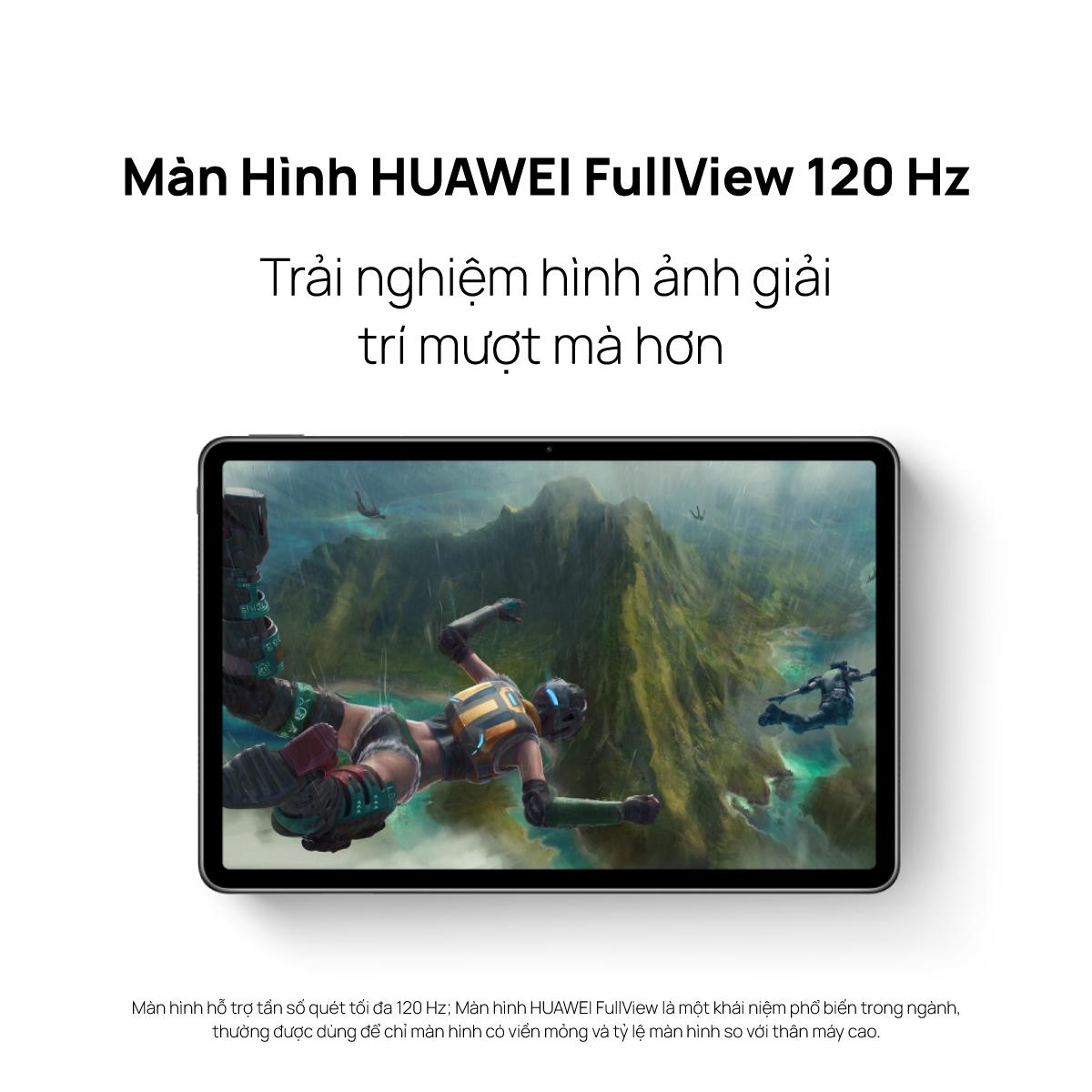 Máy Tính Bảng Huawei MatePad 11 | Màn Hình HUAWEI FullView 120 Hz | Kèm Bút cảm ứng Huawei M-Pencil + Bàn phím Smart Magnetic Keyboard