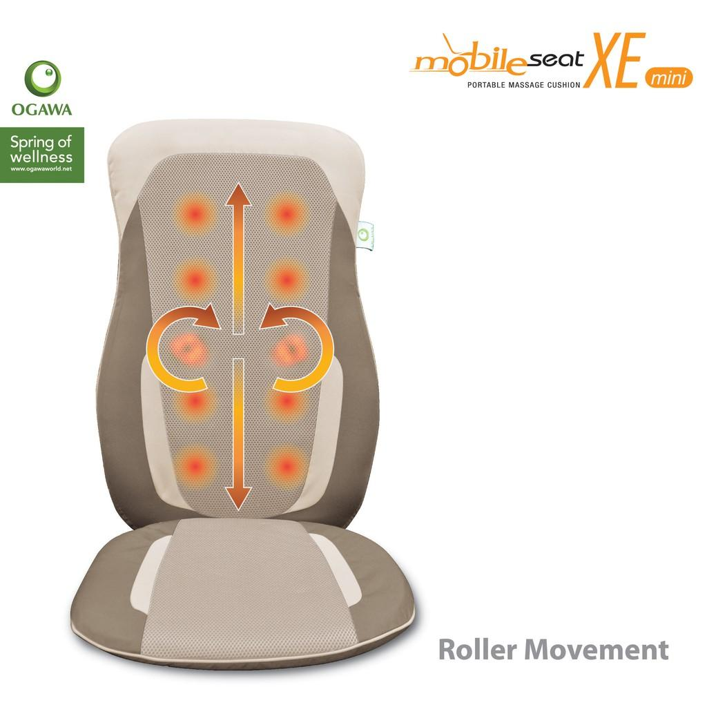 Đệm massage _Mobile Seat Xe Mini