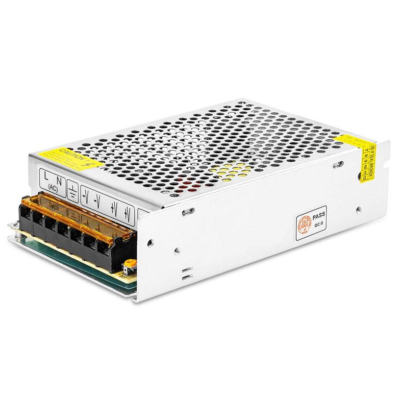 Nguồn tổ ong biến thế đổi điện 220V ra 24V 5A 120W