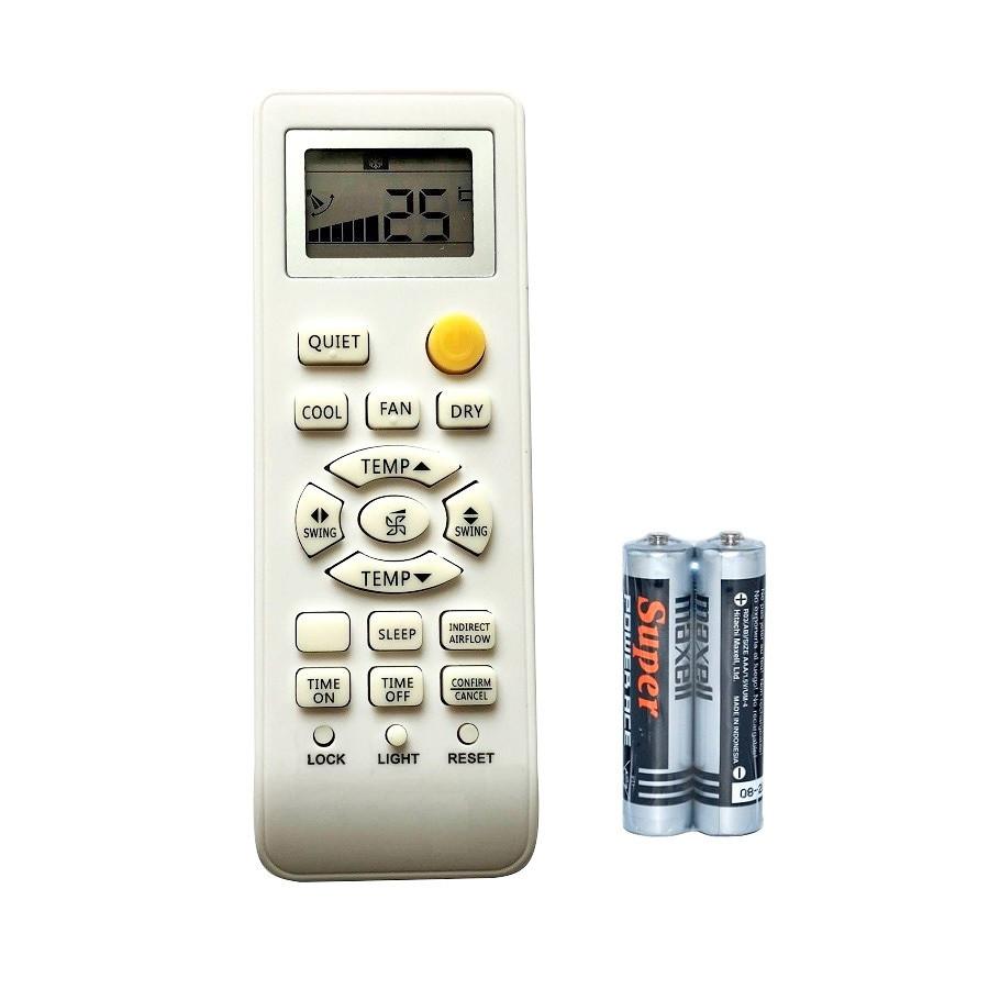 Remote Điều Khiển Dành Cho Máy Lạnh, Máy Điều Hòa Không Khí LG